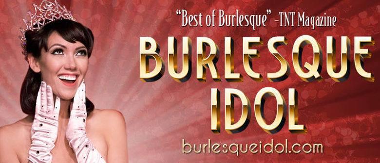 Burlesque Idol [Sydney]