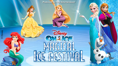 Disney On Ice presents Magical Ice Festival [Adelaide]