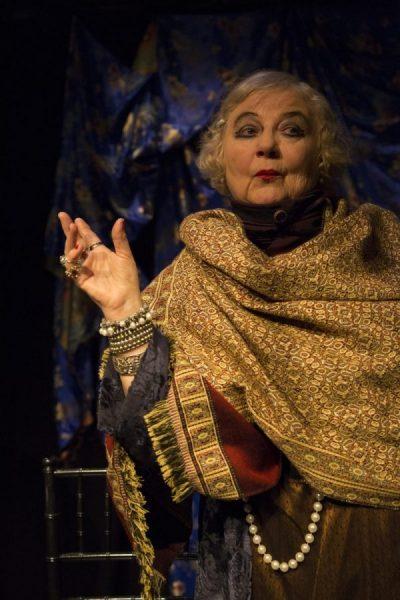 Bijou Cabaret by Chrissie Shaw [Sydney]