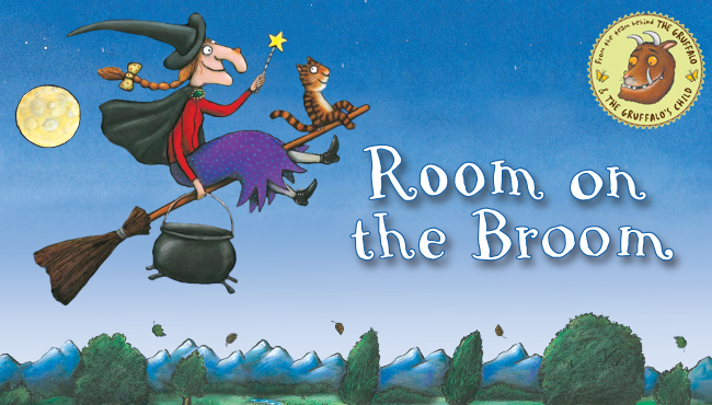 Room on the Broom [Perth]