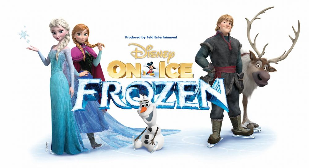 Disney On Ice presents Frozen - tickets now on sale [Perth]