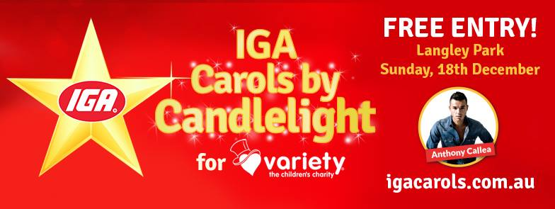 IGA Carols by Candleight [Perth]