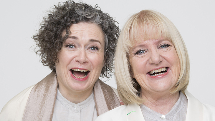 Disappointments (Judith Lucy & Denise Scott) - MICF [Melbourne]