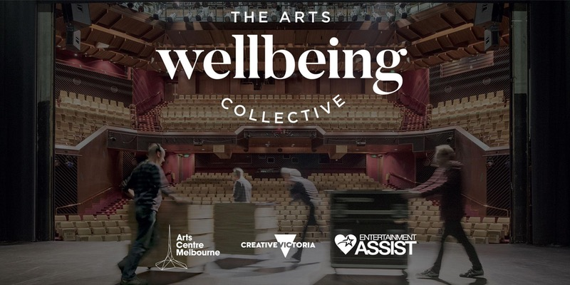 Arts Wellbeing Collective - Company: Healthy, Creative Communities (2 hr workshop)