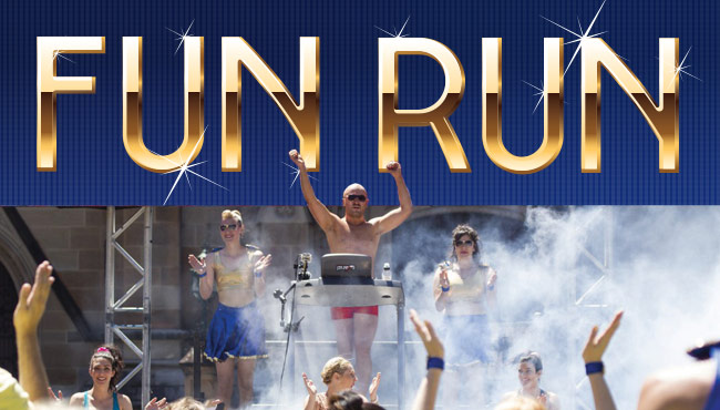 Fun Run - A Riotous Celebration of Endurance [Melbourne]