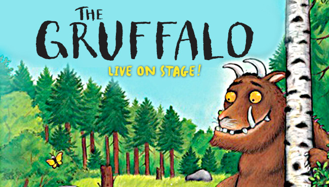 The Gruffalo [Perth]