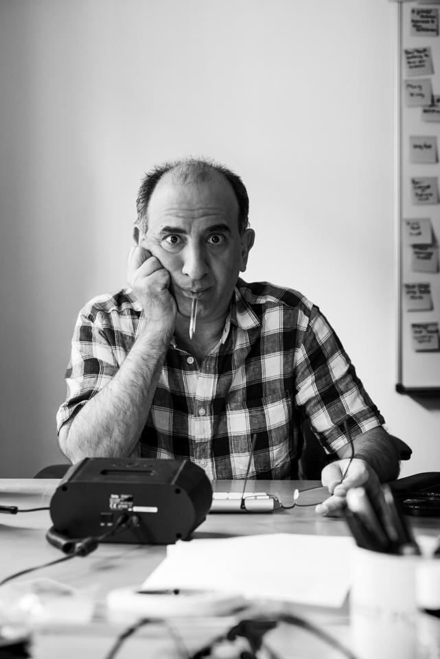 Armando Iannucci (The Wheeler Centre) [Melbourne]
