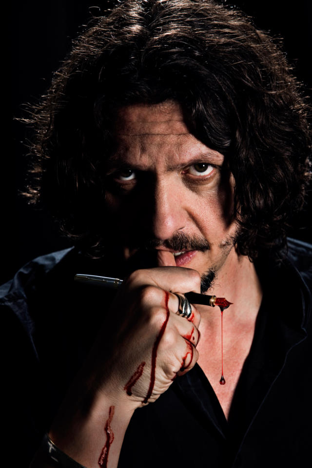 Jay Rayner (The Wheeler Centre) [Melbourne]