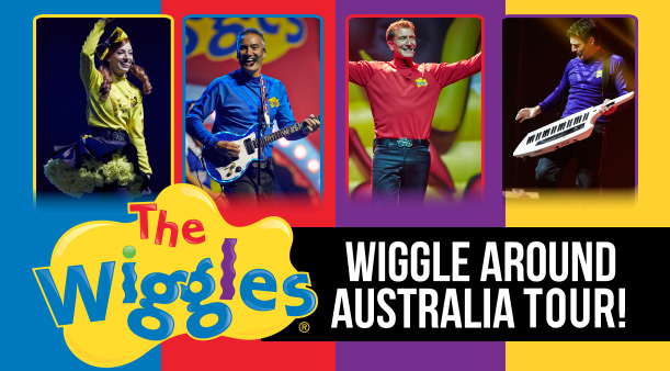 Wiggles Around Australia Tour [Melbourne]