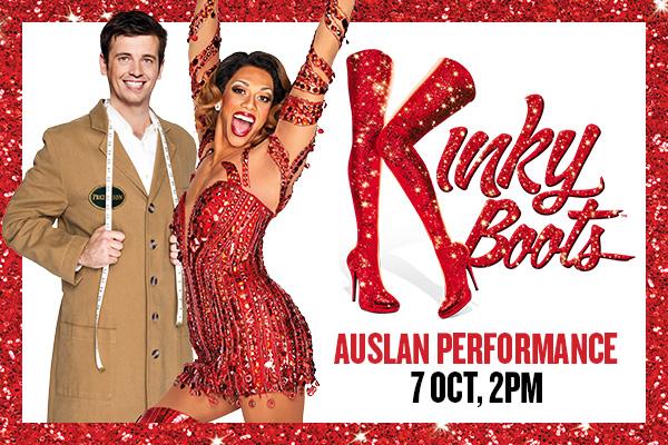 Kinky Boots [Brisbane]