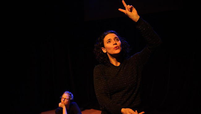 Deafferent Theatre Forum: Deaf Art with an Inclusive Heart [Melbourne]