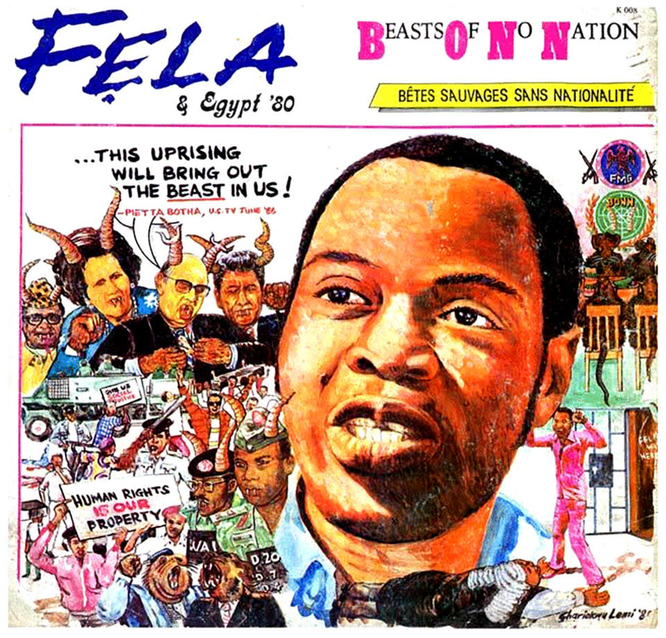 Fela Kuti: Opposite People (Wheeler Centre) [Melbourne]