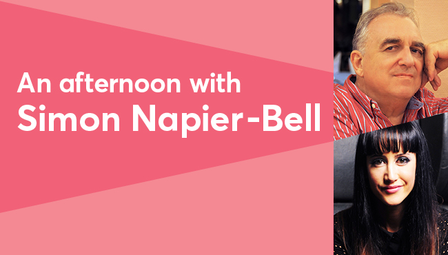An Afternoon with Simon Napier-Bell [Melbourne]