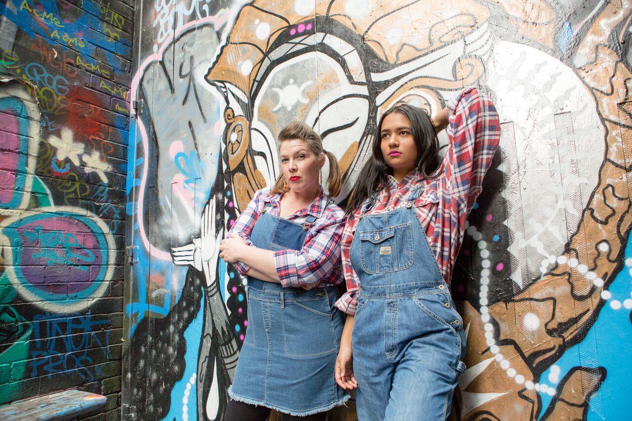 Wanda and Mel (Melbourne Fringe) [Melbourne]