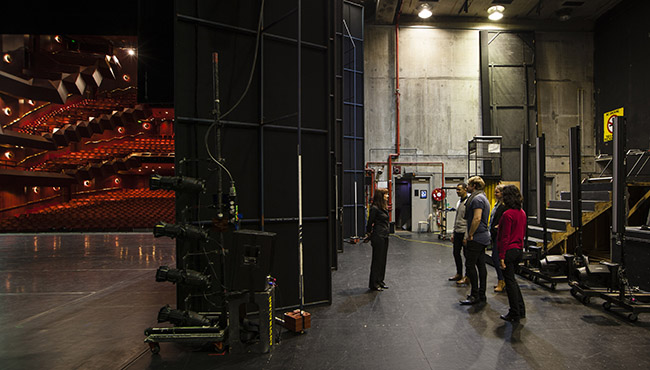 Backstage Tour - Arts Centre Melbourne [Melbourne]