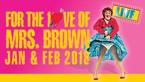 For The Love Of Mrs. Brown [Melbourne]