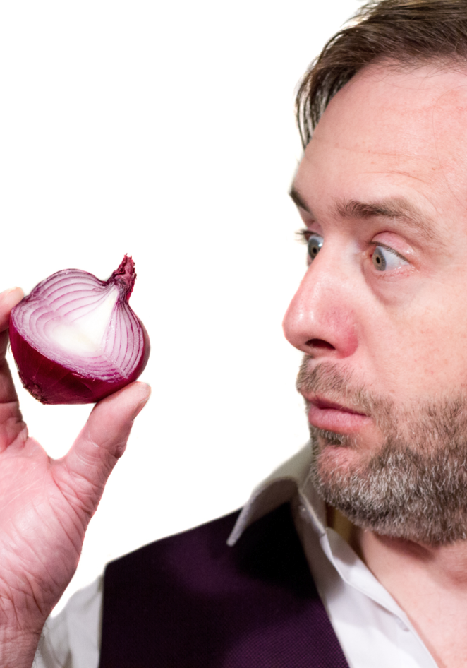 The Onion of Knowledge - Rough Science (Melbourne Fringe) [Melbourne]
