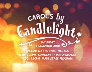 Melton Carols by Candlelight [Melbourne]
