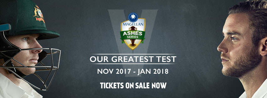 Men's Ashes 2017-18, First Test AUS v ENG [Brisbane]