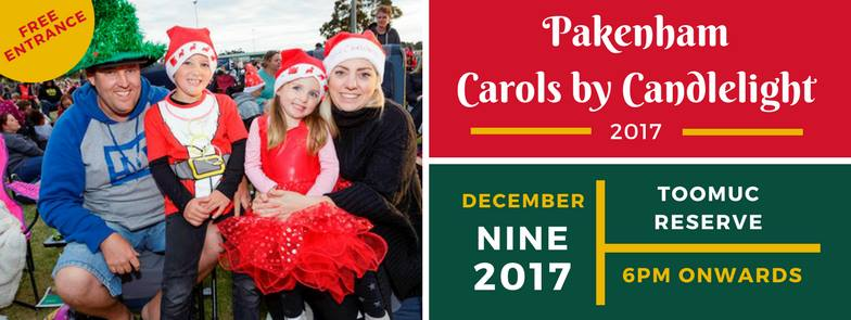 Pakenham Carols by Candlelight [Melbourne]