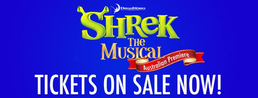Shrek The Musical [Melbourne]
