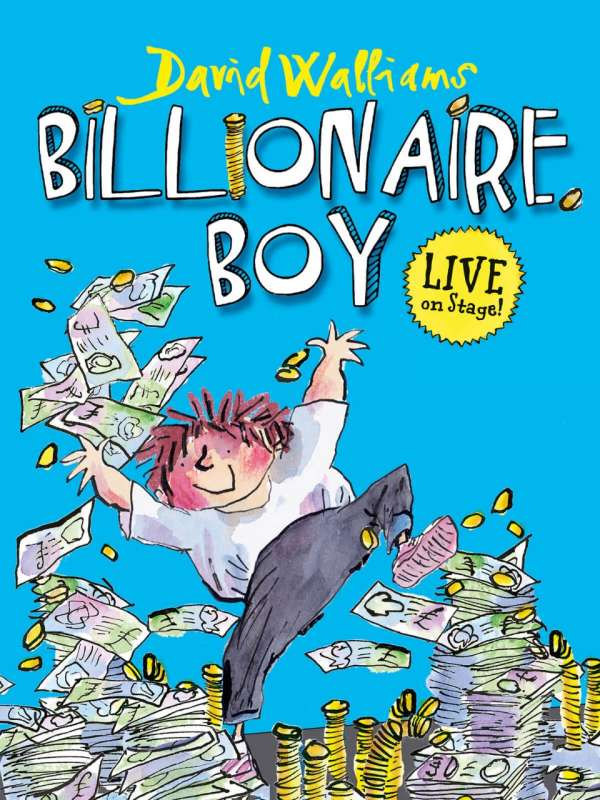 Billionaire Boy [Sydney]