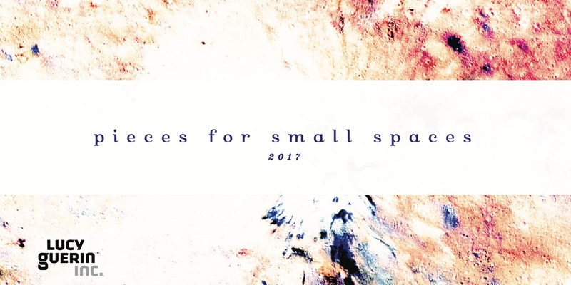 Pieces for Small Spaces [Melbourne]