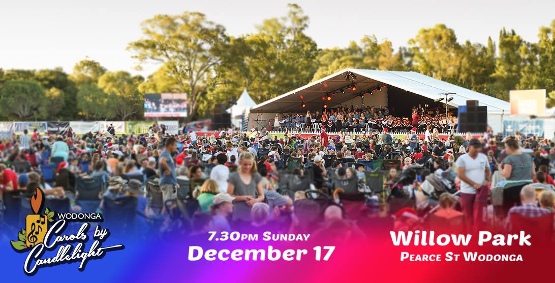 Wodonga Carols by Candlelight [Victoria]