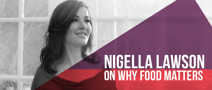 Nigella Lawson On Why Food Matters [Melbourne]