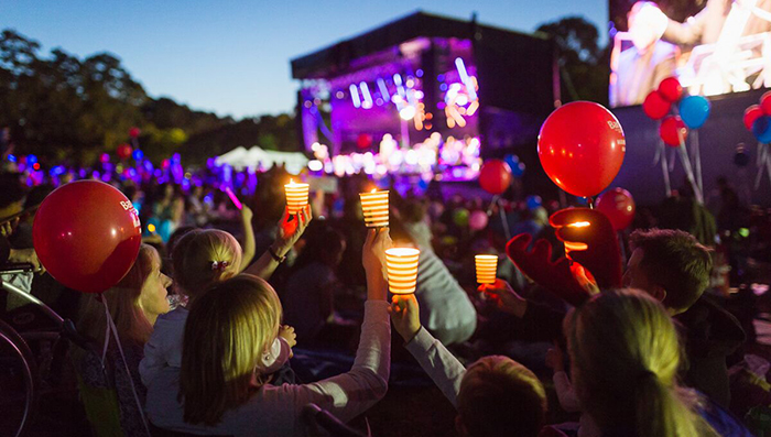 Manningham Carols by Candlelight [Victoria]