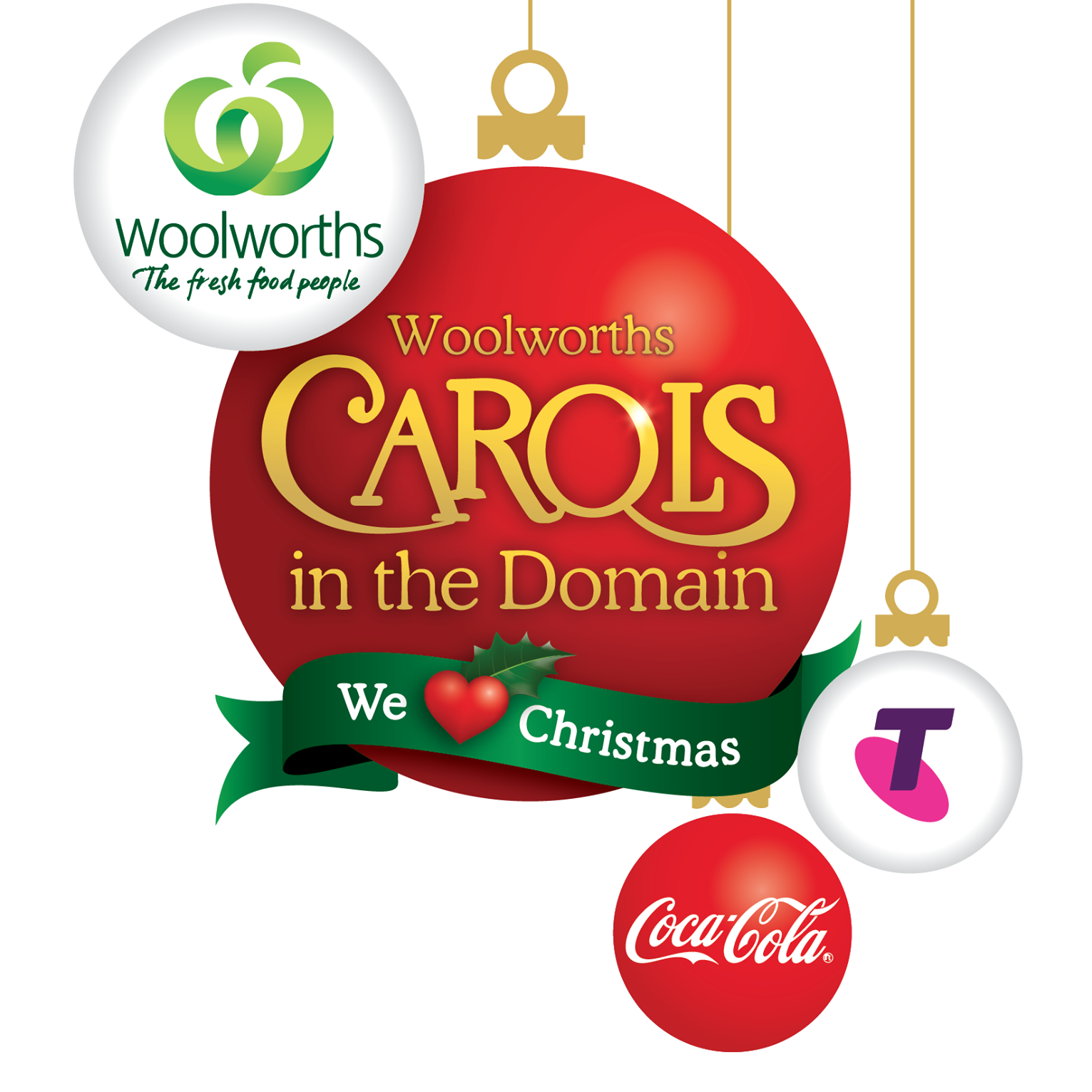 Woolworths Carols in the Domain  [Sydney]