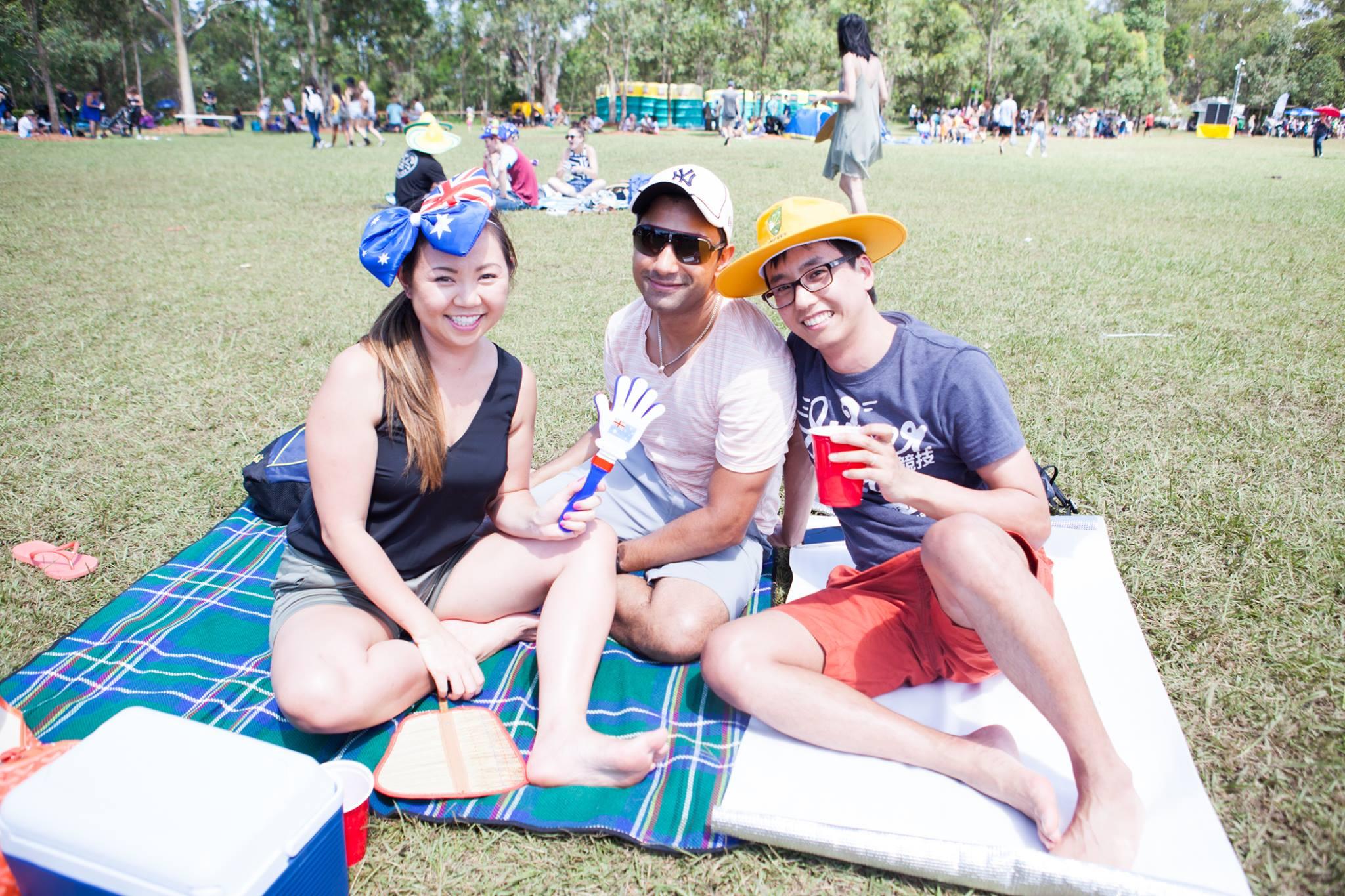 Australia Day Parramatta [Sydney]