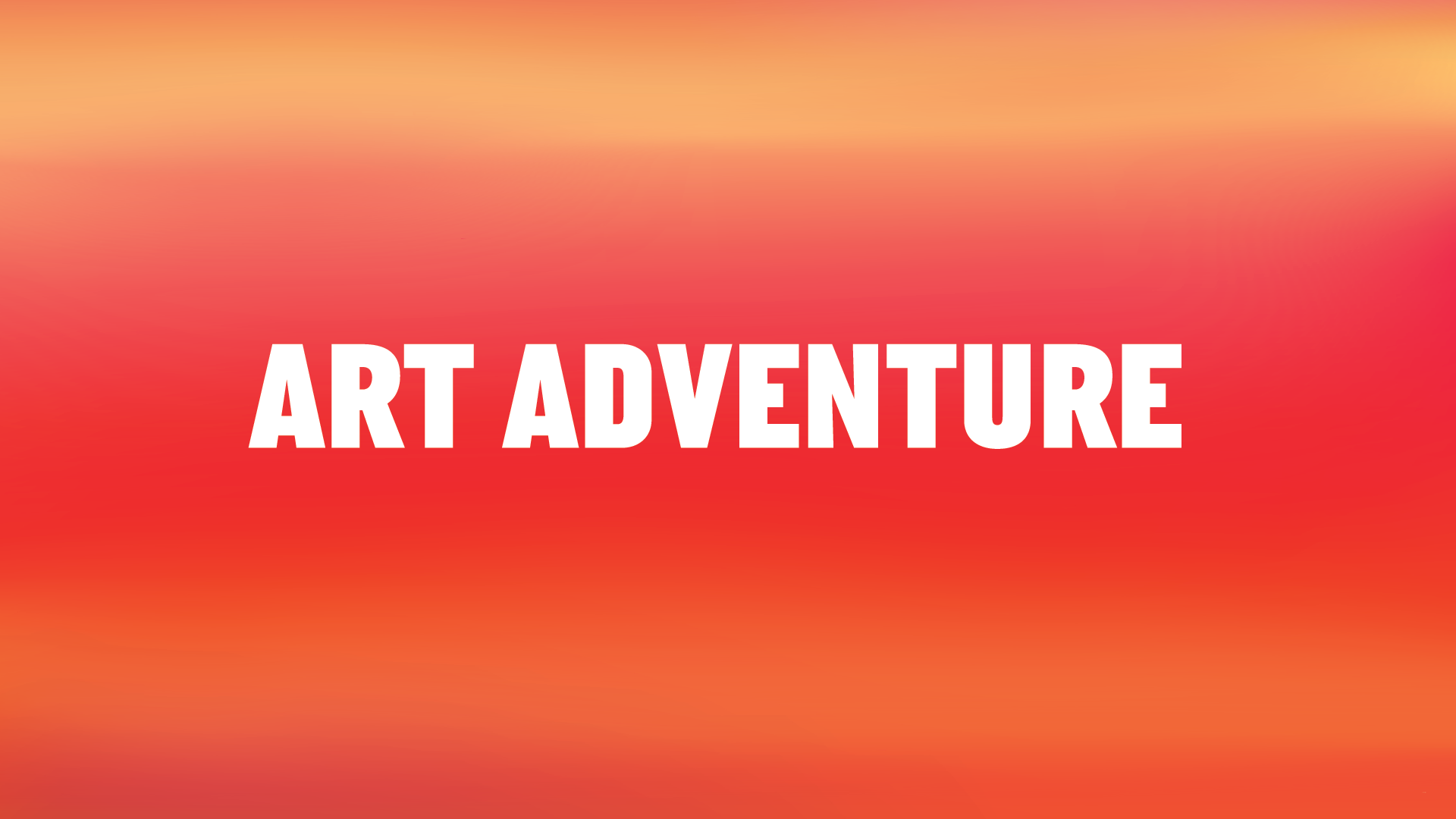 Art Adventure (Perth Festival) [Perth]