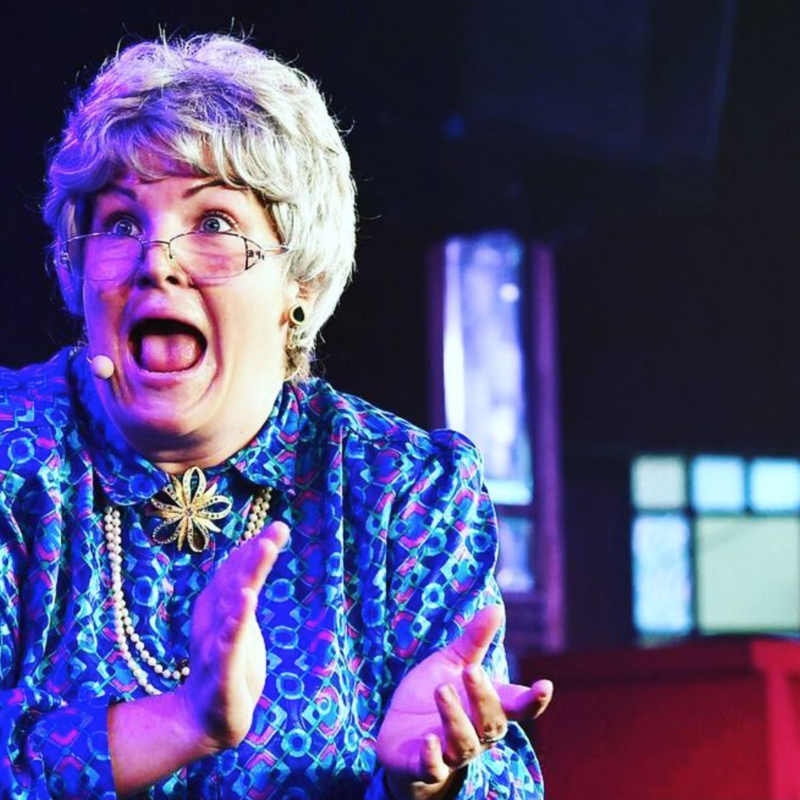 Grandma Is Not Growing Up – Adelaide Fringe [Adelaide]