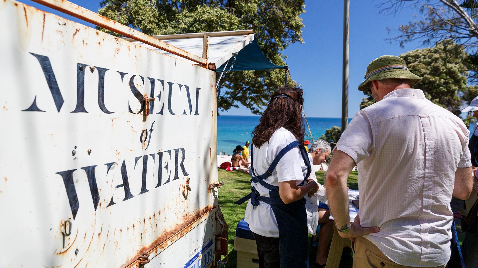 Museum of Water (Perth Festival) [Perth]