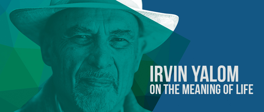 Irvin Yalom On The Meaning of Life [Melbourne]