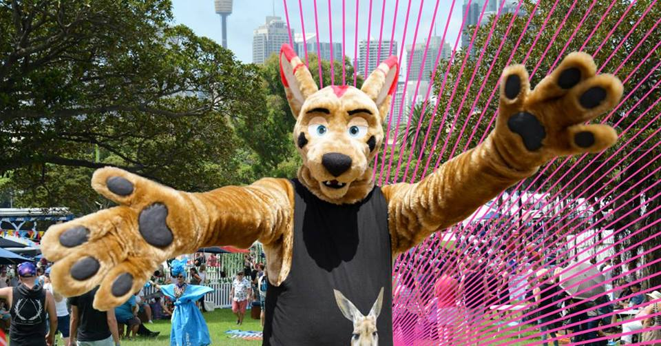 Mardi Gras Fair Day 2018 [Sydney]