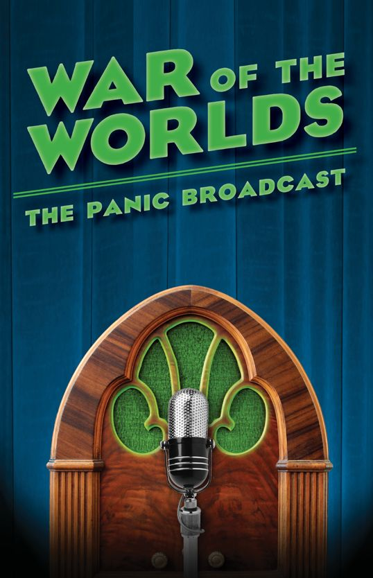 War of the Worlds: the Panic Broadcast by HG Wells as adapted by Joe Landry [Brisbane]