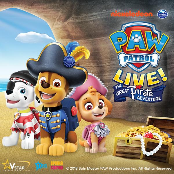PAW Patrol Live [Sydney]