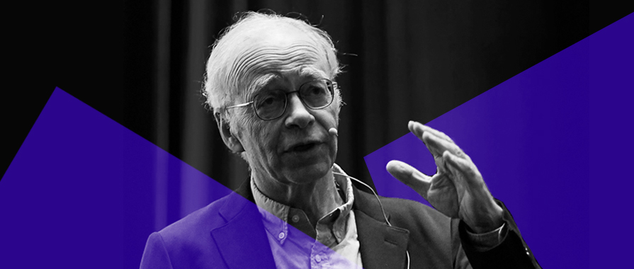Peter Singer On Life Choices (TSOL) [Sydney]