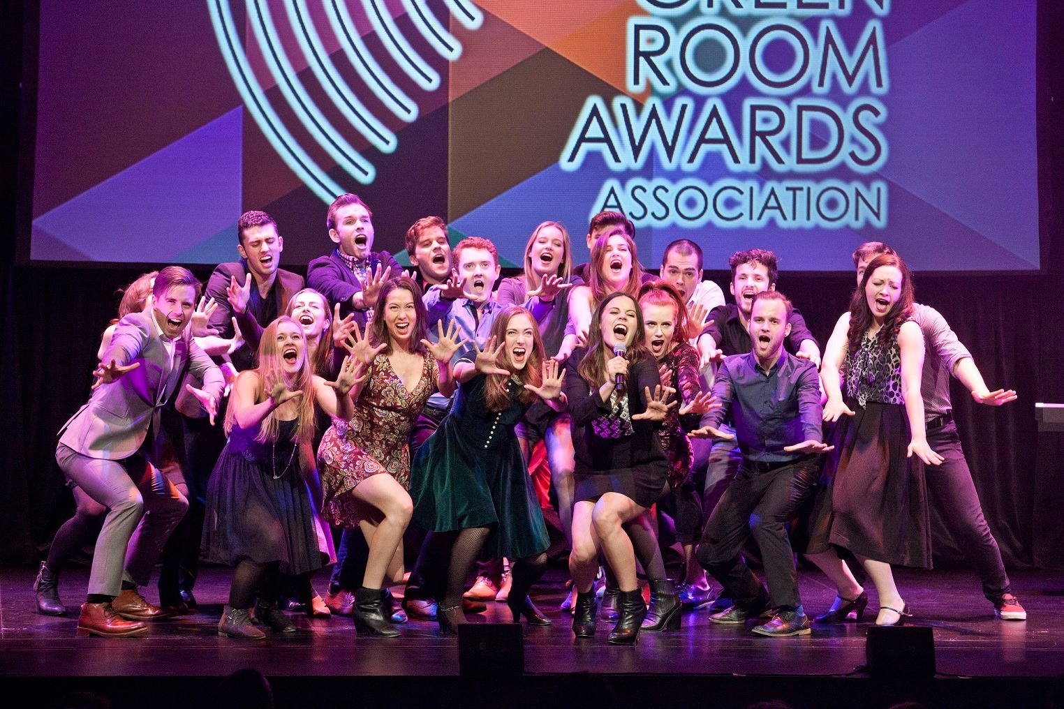 The 35th Annual Green Room Awards [Melbourne]