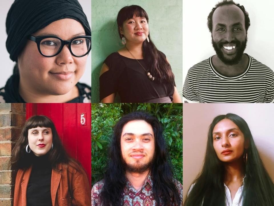 Emerging Writers' Festival Programme Launch: Not Another SlideNight [Melbourne]