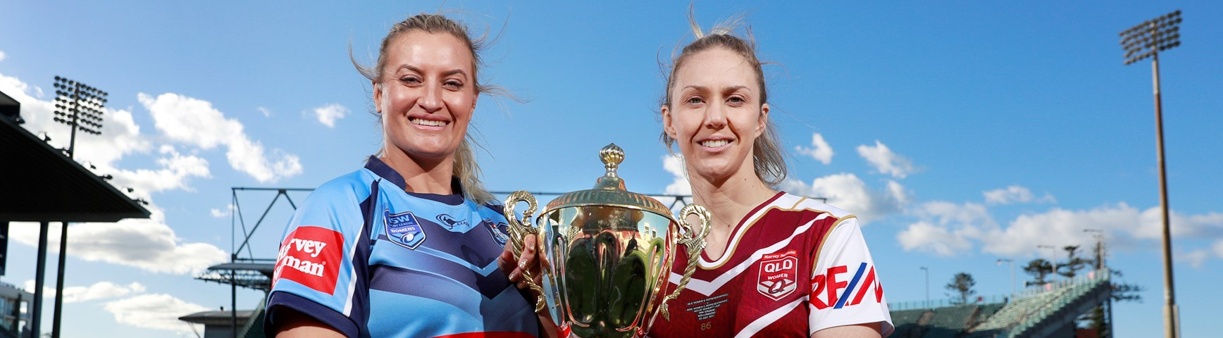 Womens State of Origin [Sydney]