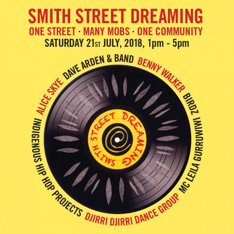 Smith Street Dreaming (Live Music Event) [Melbourne]