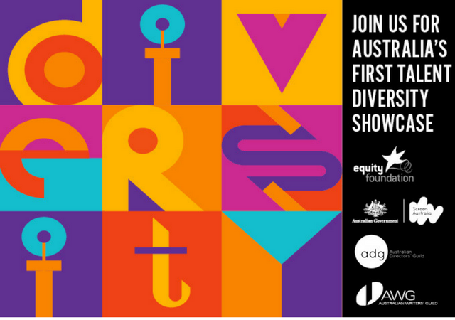 Equity Foundation's Inaugural Diversity Showcase [Sydney]