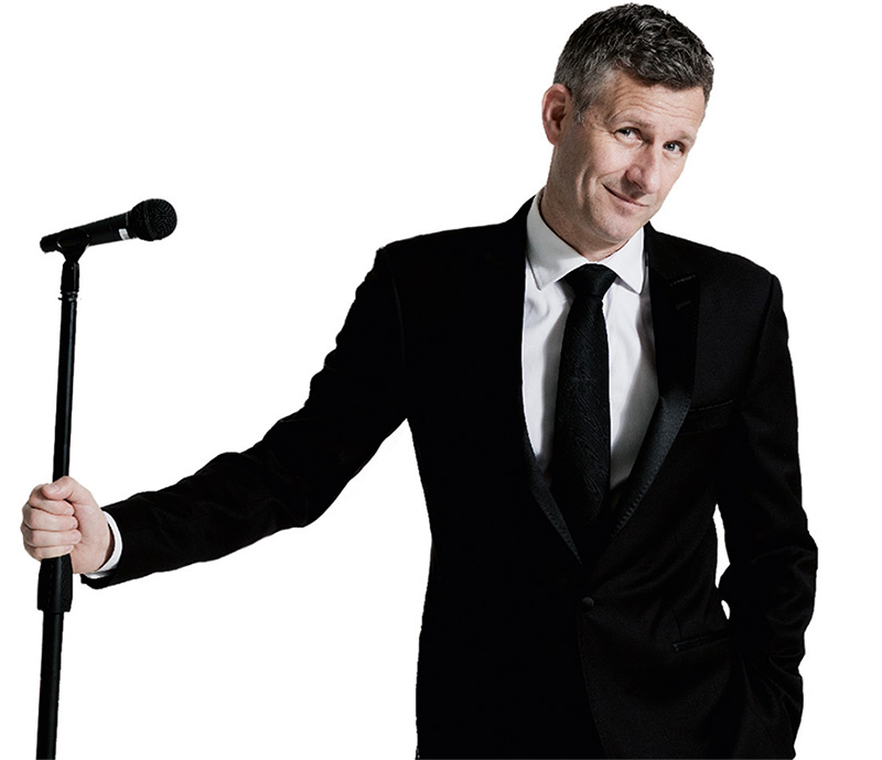Adam Hills Best Foot Forward [Melbourne]