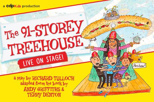 91 Storey Treehouse [Perth]