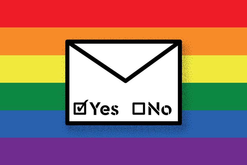 Going Postal: Reflections on the Marriage Equality Survey [Melbourne]