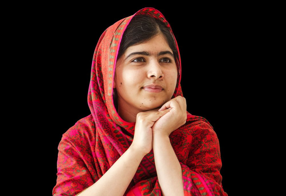An evening with Malala Yousafzai [Sydney]