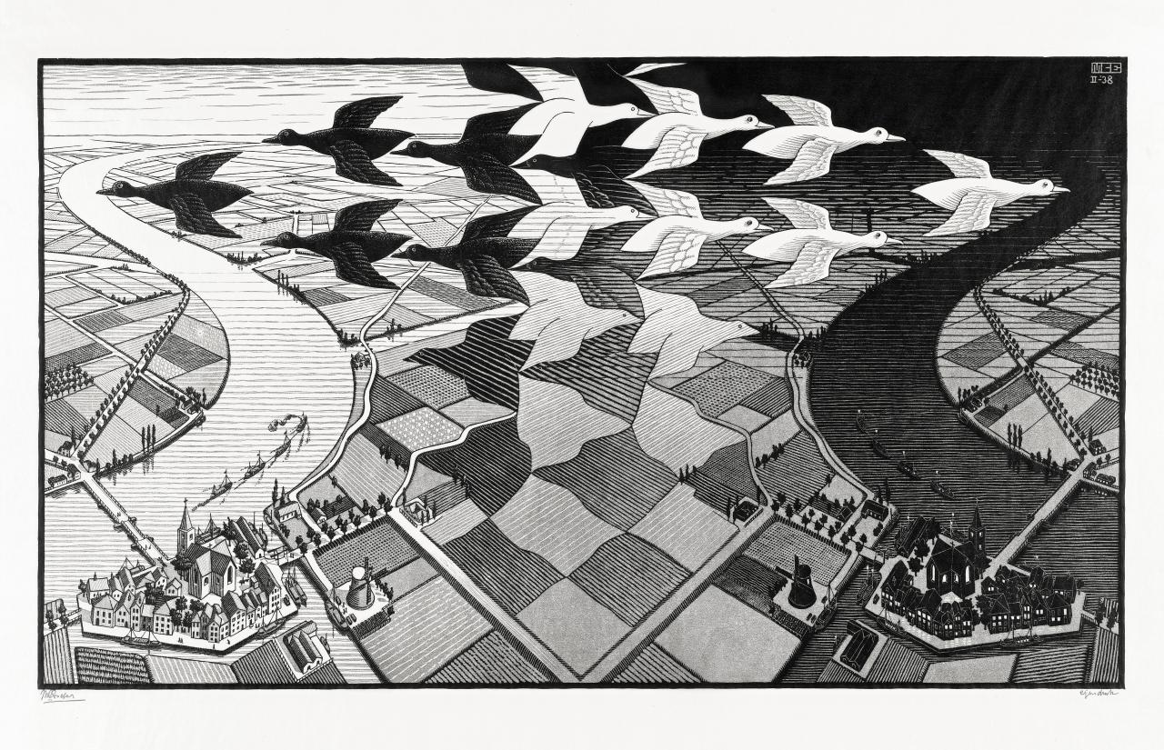 Master of Illusion: M.C. Escher [Melbourne]